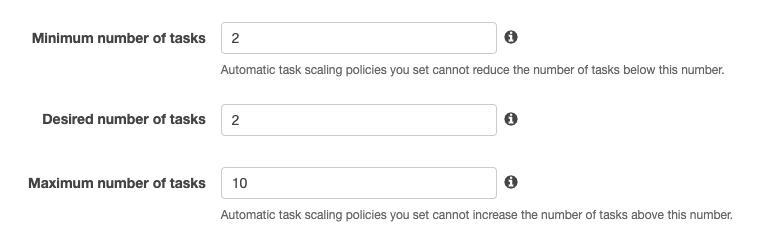 scaling-config-ecs
