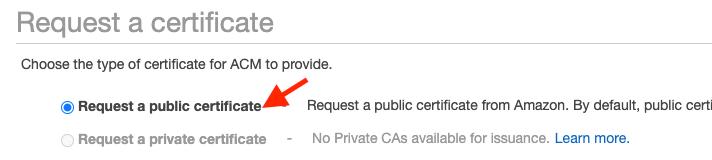 Request-a-public-certificate