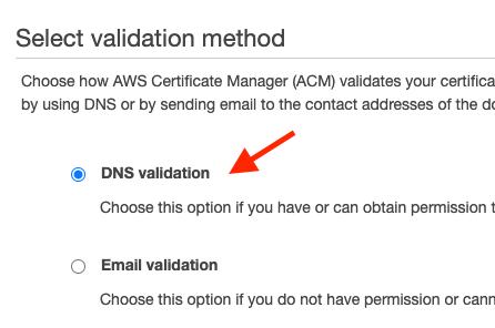 Select-validation-method